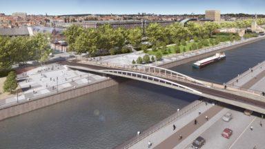 Bruxelles : vous pouvez proposer un nom pour le futur pont au-dessus du canal