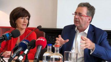 Région bruxelloise : le PS veut entamer des négociations avec Ecolo et DéFI