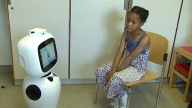 Un robot pour faciliter le quotidien des enfants diabétiques