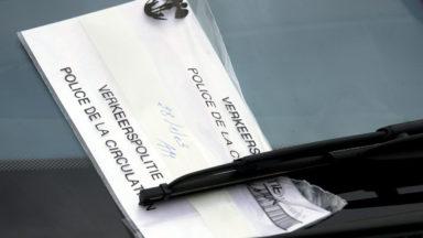 Un jeune conducteur sur 3 a reçu au moins un PV l'an dernier à Bruxelles