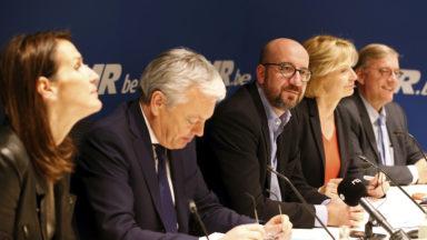 Négociations bruxelloises : le MR dénonce la précipitation et met en garde contre des majorités asymétriques