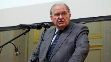 L'ancien ministre Hervé Hasquin (MR) est l'invité de L'Interview ce vendredi