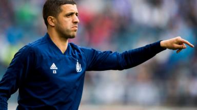 Karim Belhocine est le nouvel entraîneur de Charleroi