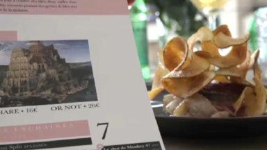 Revisiter Bruegel dans l'assiette, le défi du chef Paul Delrez