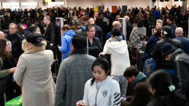 Brussels Airport attend une grosse affluence pour ces prochains jours
