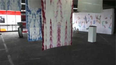 L'exposition All In One rassemble les 17 sections d'écoles d'art de la Cambre