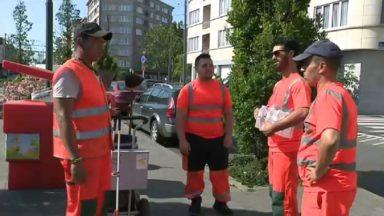 Vague de chaleur : le travail se complique pour les ouvriers