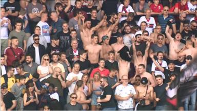 Le derby de la Zwanze entre Anderlecht et le RWDM (0-1) a attiré quelque 7.000 supporters