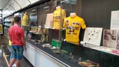 Tour de France : une exposition vous apprendra tout sur le fameux maillot jaune