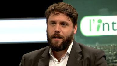 """Fabian Maingain (DéFI) : """"Filiation ne veut pas dire succession. Donc, non, je ne serai pas candidat à la présidence"""""""