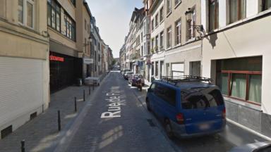 Une personne intoxiquée suite à un incendie hier soir Rue de Flandre