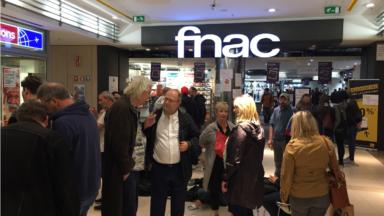 Différents mouvements de grève par les employés de la Fnac