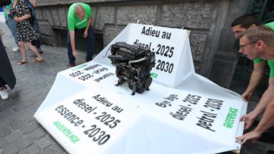 """Greenpeace sur l'accord du gouvernement bruxellois : """"Pas encore le saut décisif"""""""