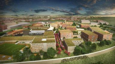 La nouvelle prison de Haren pourra accueillir 1190 détenus
