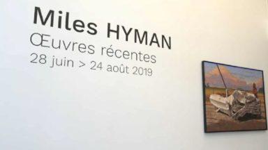 Miles Hyman nous fait voyager dans son univers