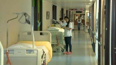 La CSC Services publics dépose un préavis de grève dans les institutions de soins