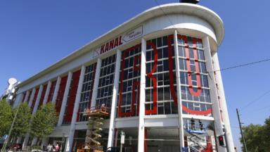 Kanal brut ferme ses portes pour que vive le musée Kanal-Centre Pompidou à l'horizon 2023