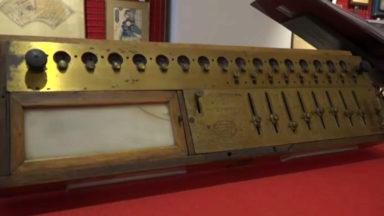 Un collectionneur belge débourse 5.500 euros pour l'une des premières machines à calculer