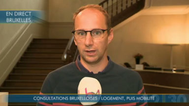 Consultations bruxelloises : PS et Groen reçoivent les associations actives dans le logement et la mobilité