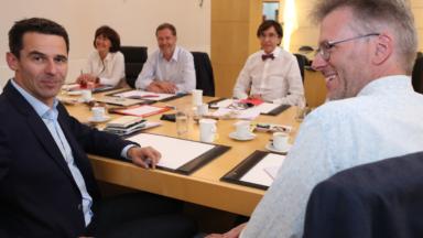 Le PS sollicite Ecolo pour entrer en négociations en Wallonie et en Fédération Wallonie-Bruxelles