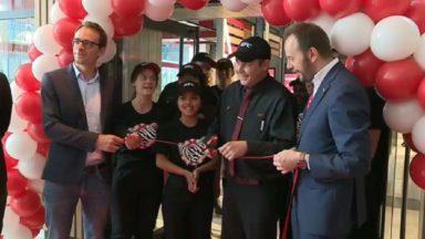 KFC, de retour à la gare de Nord, après 40 ans d'absence