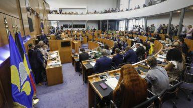 Les députés bruxellois ont installé l'assemblée de la Commission Communautaire Commune de Bruxelles