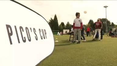 La cinquième édition de la Pico's Cup initie 230 enfants au handisport