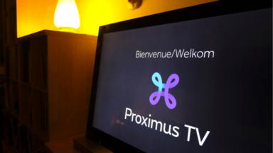 BX1 est de retour sur le canal 10 sur Proximus