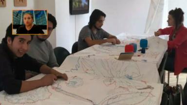 Le Ciré met à l'honneur les femmes artistes migrantes lors de la journée internationale des réfugiés