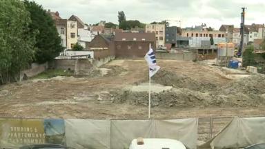 Forest : les riverains se mobilisent contre le projet immobilier Rue du Dries