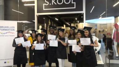S.Kool, le concept store de Bruxelles Formation, a vendu des emplois