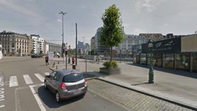 Molenbeek : les riverains se mobilisent contre une tour de logements place Sainctelette
