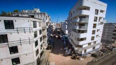 """Terre urbaine : le quartier durable et participatif Tivoli """"Greencity"""" accueille ses premiers propriétaires"""