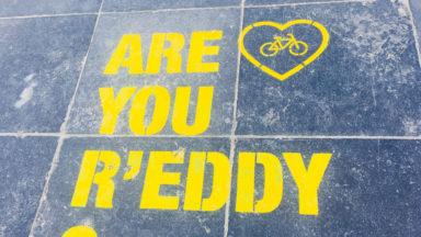 Les rues de Bruxelles se font belles pour les cyclistes du Tour de France