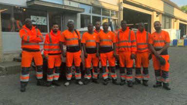 Anderlecht : une équipe de propreté spécialement dédiée au week-end arrive