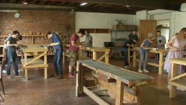 Une formation en ébénisterie pour s'initier au travail du bois