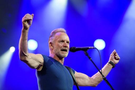 Malade, Sting annule tous ses concerts jusqu'à dimanche