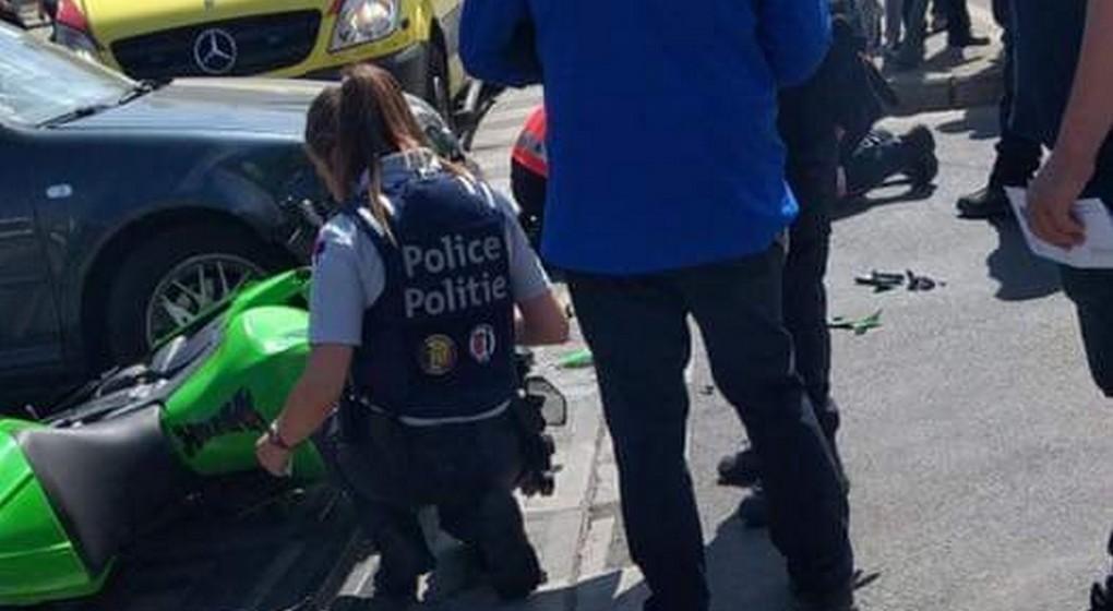 Accident Moto Ribaucourt - Facebook Alertes Contrôles de Police
