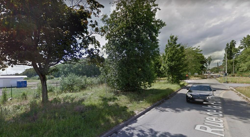 Anderlecht - Rue de la Petite Île - Google Street View