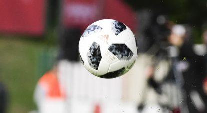 ORF Le Match Ballon football - Illustration Belga