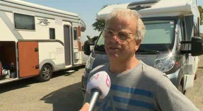 Camping-Car Supporters Tour de France - BX1