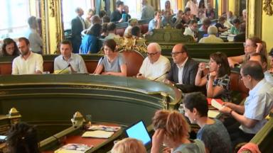 Le conseil communal de Bruxelles diffusé pour la première fois en direct vidéo