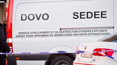 Les explosifs découverts à Anderlecht samedi appartenaient à un ancien militaire russe