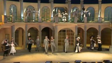 """La comédie musicale """"My Fair Lady"""" débarque en beauté au château du Karreveld"""