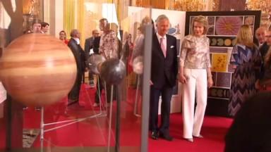 Le Palais royal dévoile ses expositions d'été en présence du Roi et de la Reine