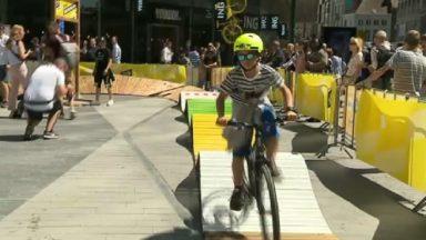 Le Fan Park est ouvert : un espace entièrement dédié au Tour de France