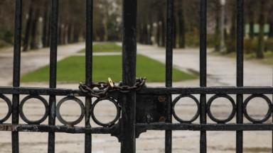 Pluie et vent : les parcs bruxellois fermés, le 1722 activé