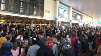 Panne à Brussels Airport : 90% des bagages renvoyés à leur propriétaire
