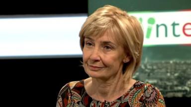 """Françoise Schepmans: """"Nous ne voulons plus d'un gouvernement qui continue dans l'immobilisme"""""""