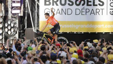 Bilan du Tour de France à Bruxelles : +62% de trajets pour la Stib